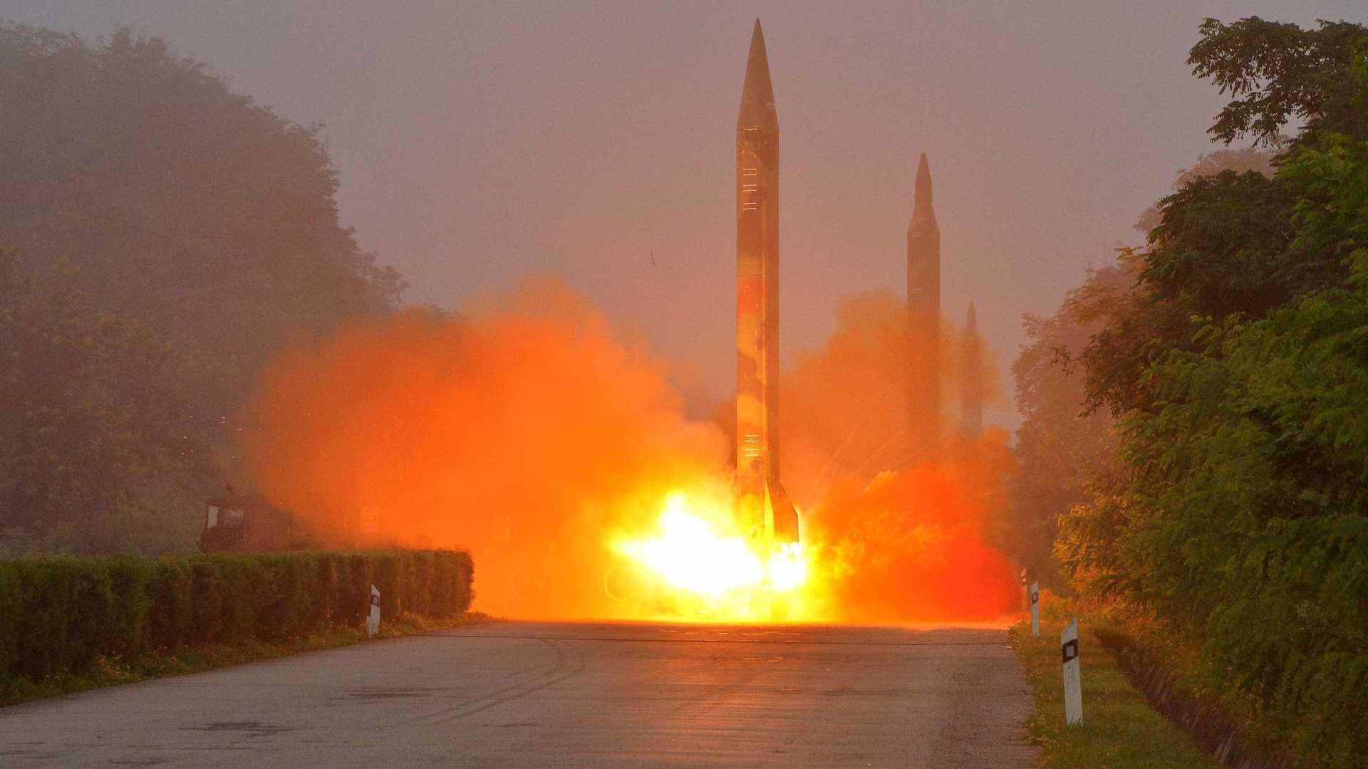 Brasil adere a sanções da ONU contra a Coreia do Norte