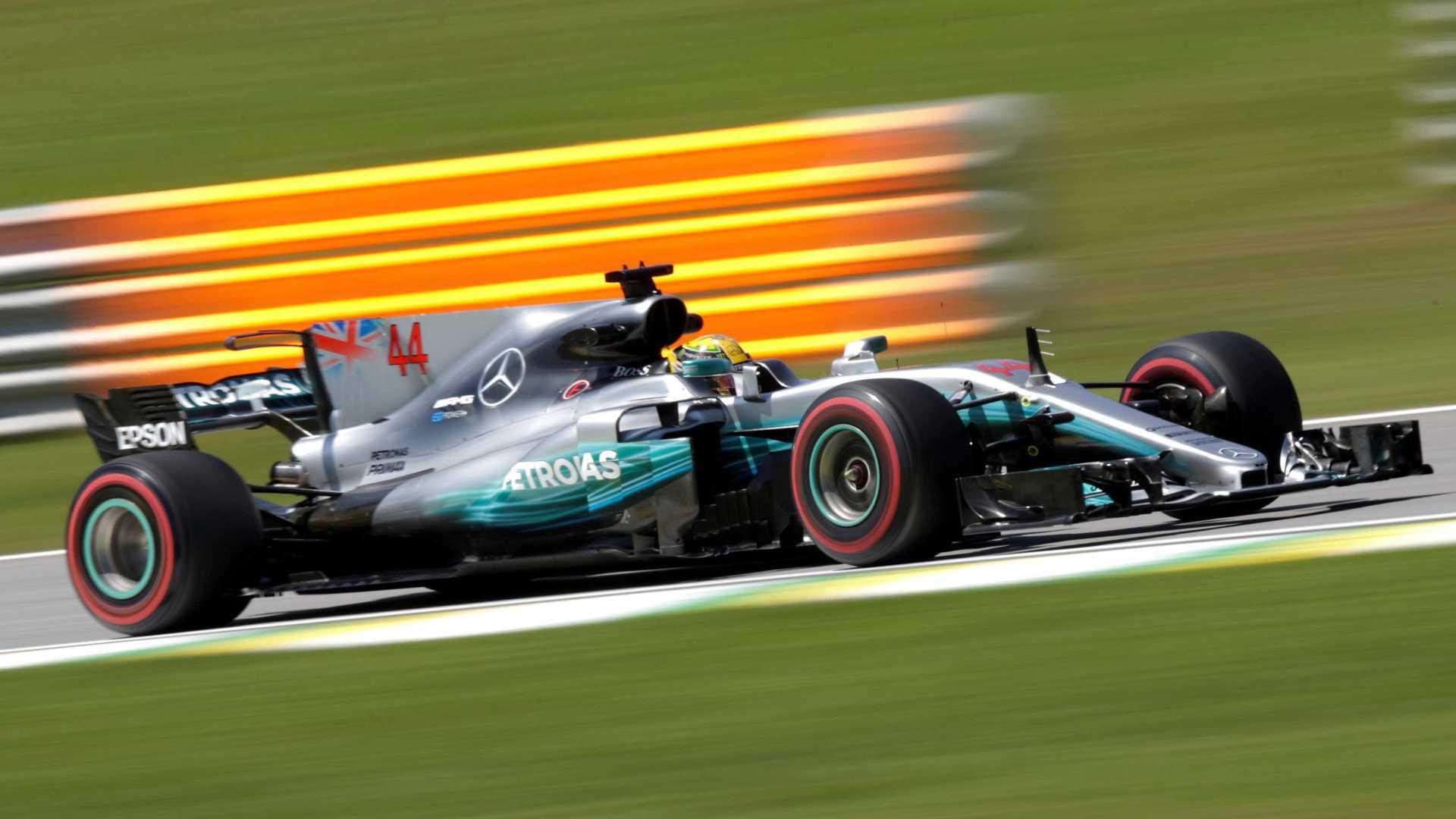 Equipe Mercedes é assaltada em Interlagos e Hamilton reclama: