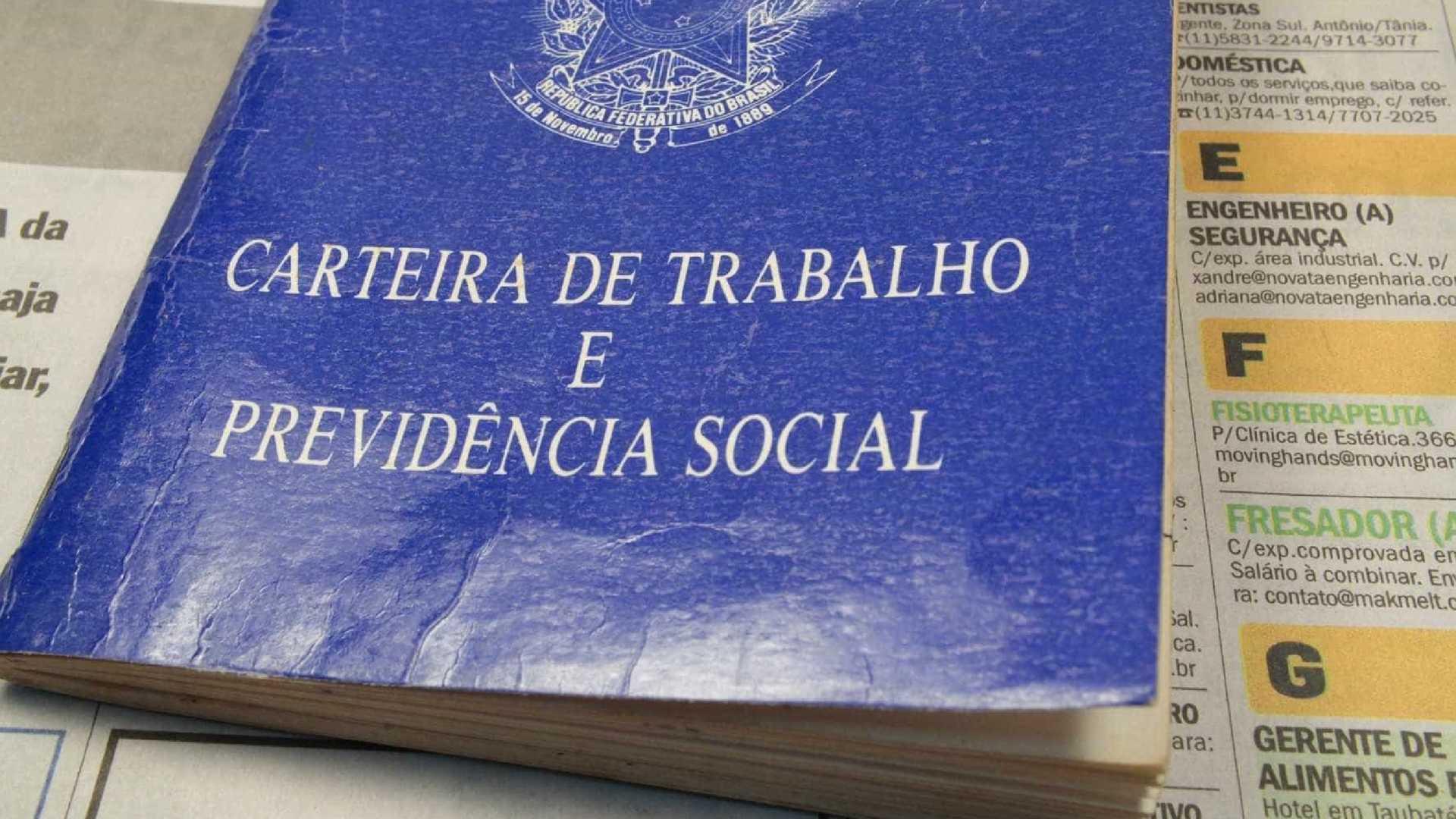 Brasil fecha vagas de trabalho e encerra 2017 no negativo